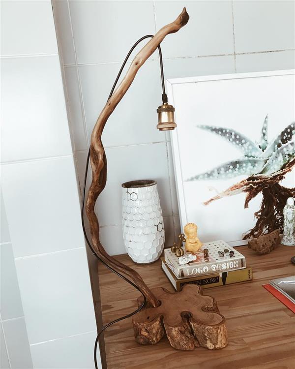 luminaria-de-madeira-bruta