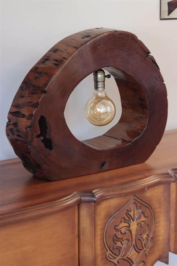 luminaria-rustica-madeira-tronco-de-arvore