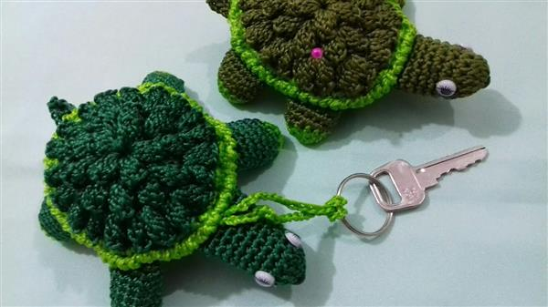 chaveirinho tartaruga