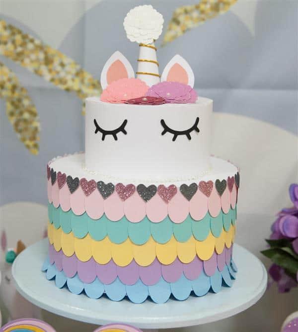 bolo-fake-unicornio-festa-unicornio