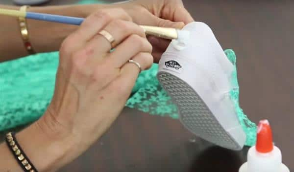 como colar tecido