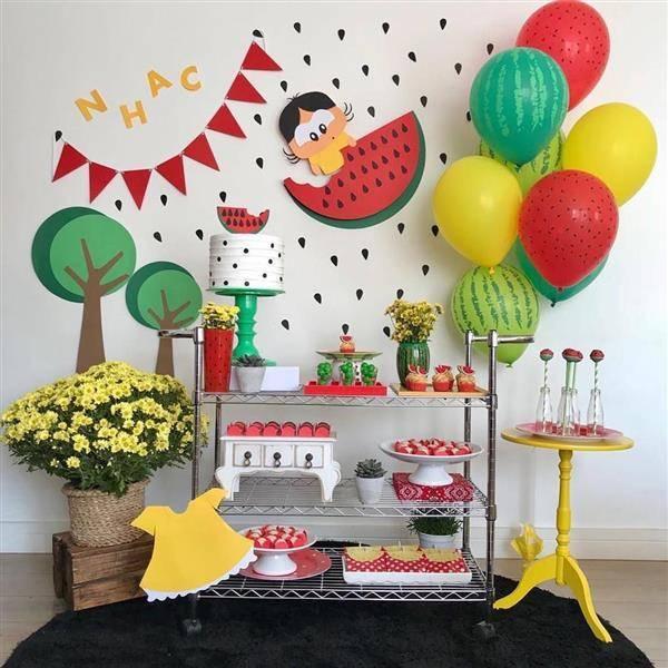 decoração magali toys
