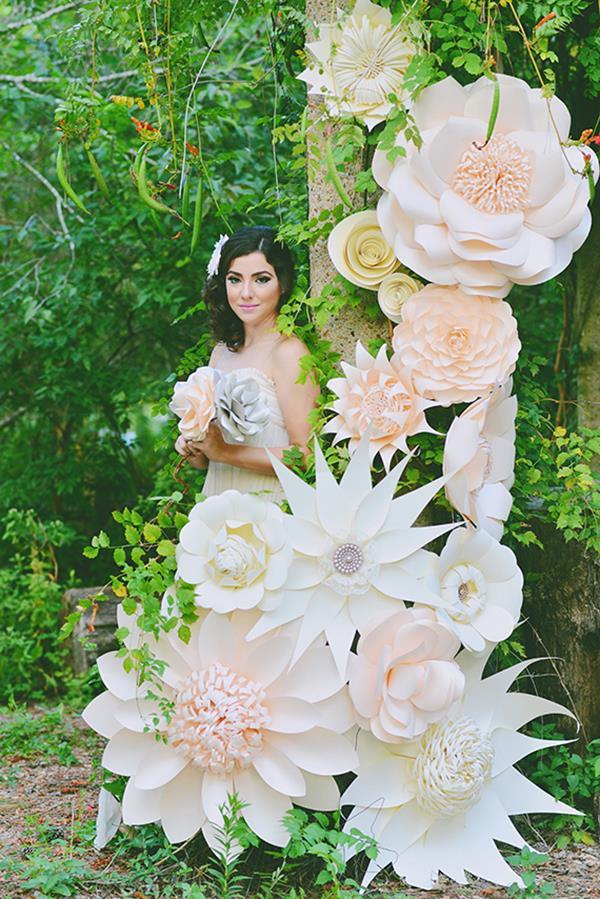flores grandes casamento
