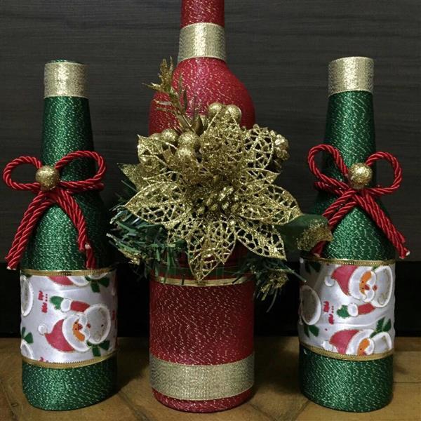 garrafa-decorada-natal