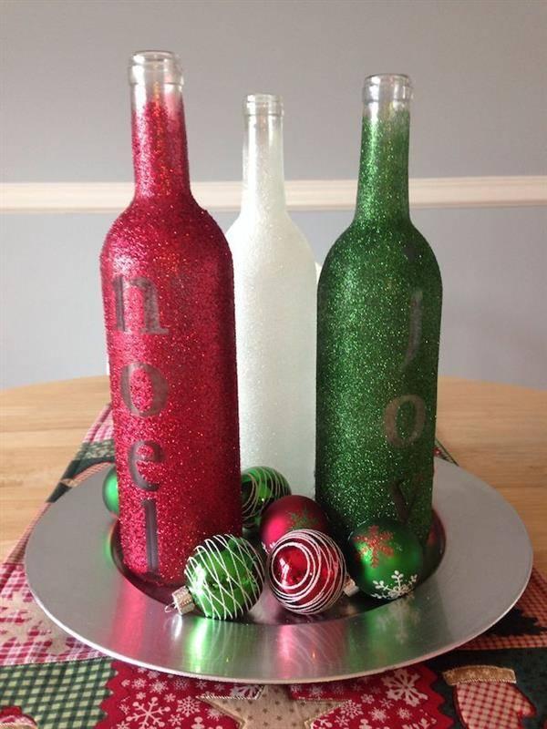 garrafas-decoradas-para-o-natal
