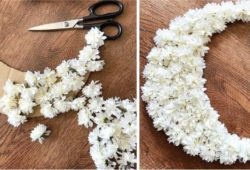 ideias flores papel