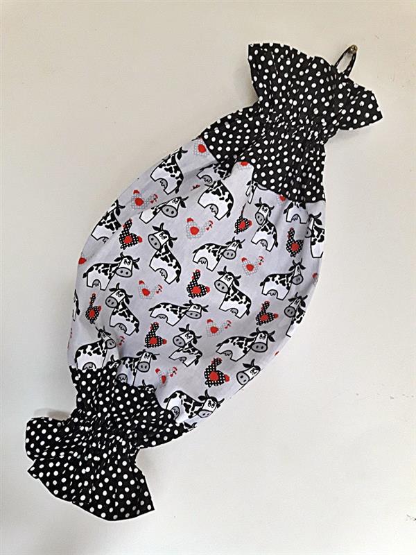 puxa-saco-de-tecido-vaquinhas-e-galinhas-puxa-saco-em-patchwork