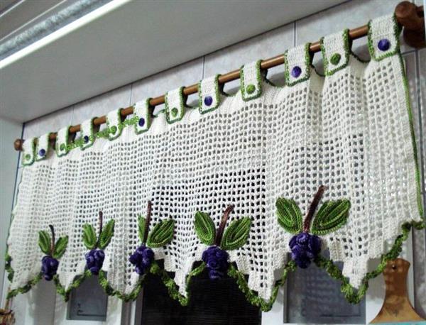 Cortina-de-Croche-Para-Cozinha uvinha