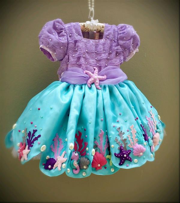 fantasia-pequena-sereia-vestido