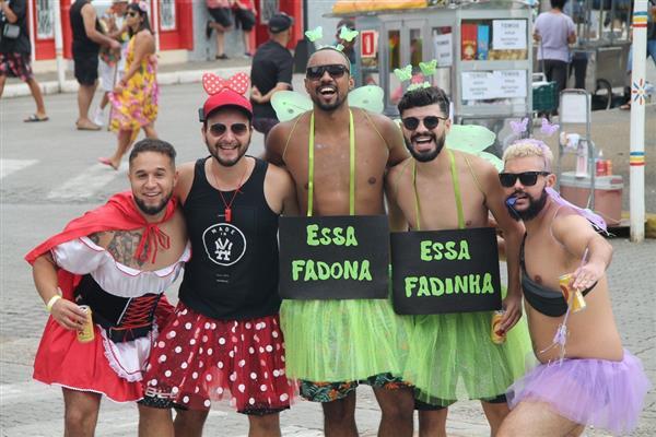 folia plaquinha de carnaval