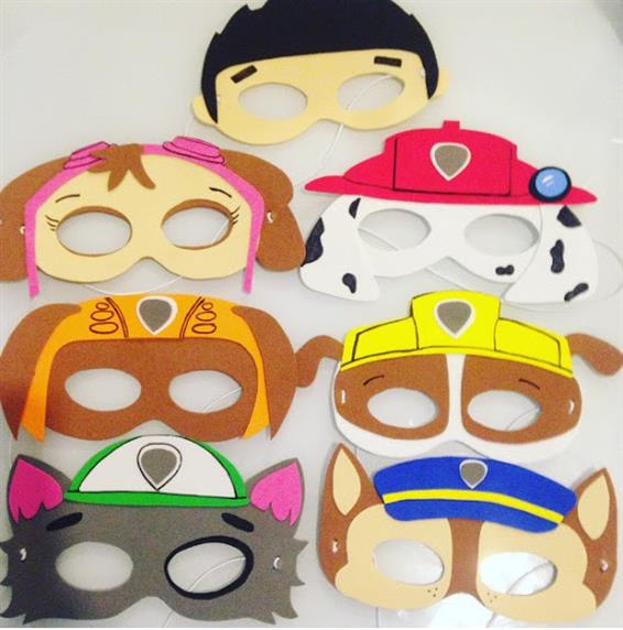mascara-patrulha-canina-eva