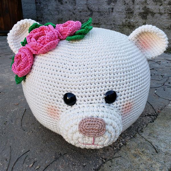 puff-em-croche-urso-pouf