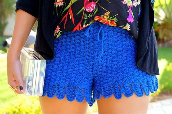 short croche telili