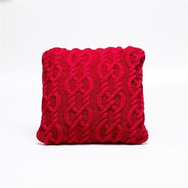 fotos de almofadas de trico