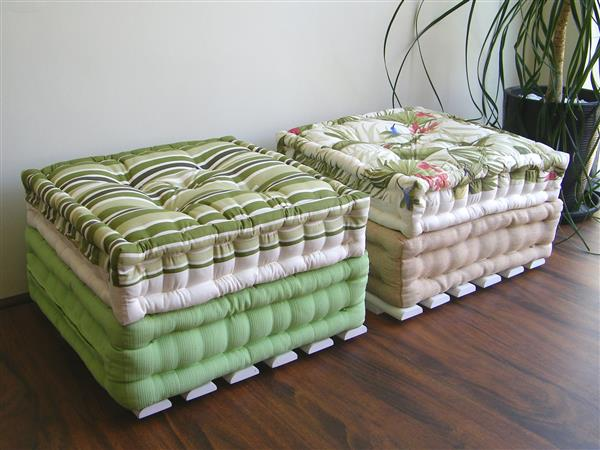 almofada futon alta