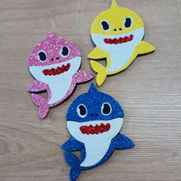 baby shark eva