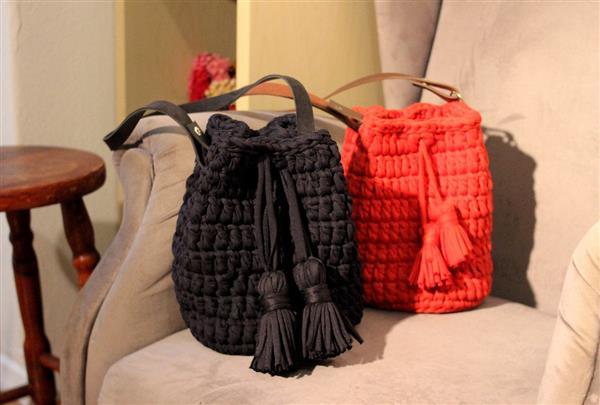 bolsas de malha