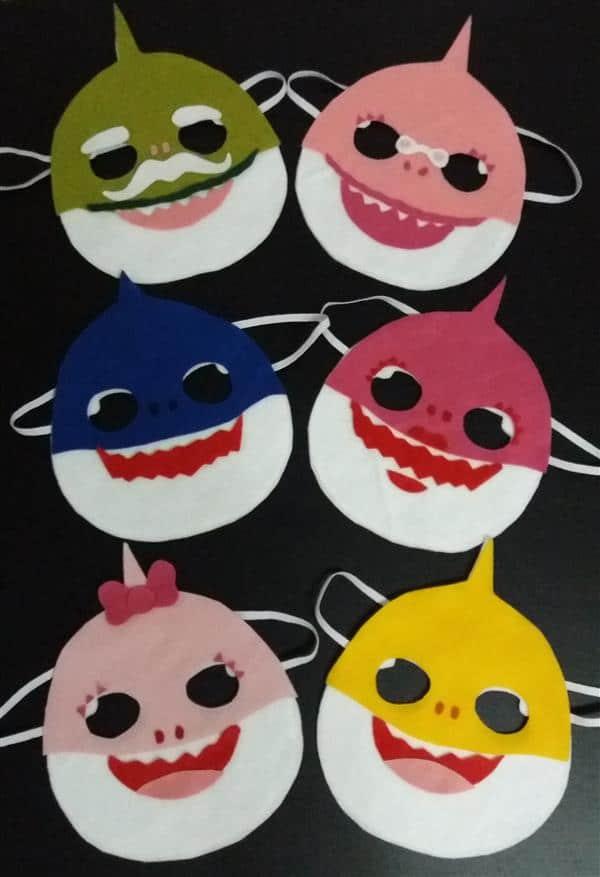 mascaras-baby-shark-aniversario