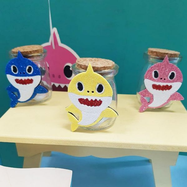 potinho baby shark