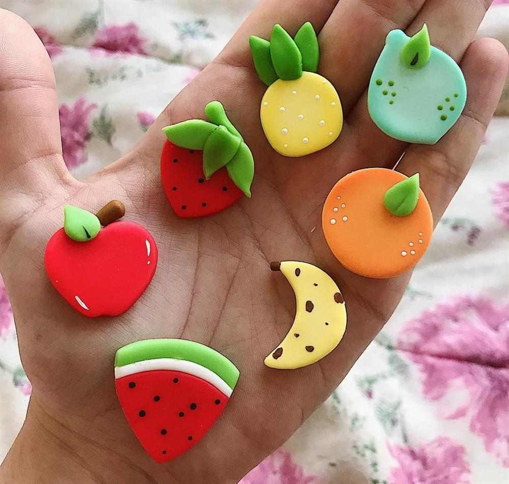 frutinhas para aplicar em laços