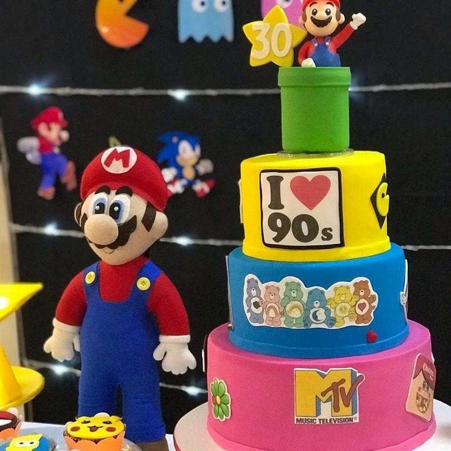 bolo de eva anos 90