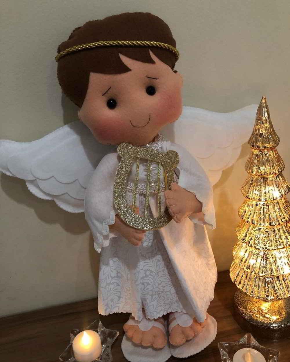 anjinho do natal