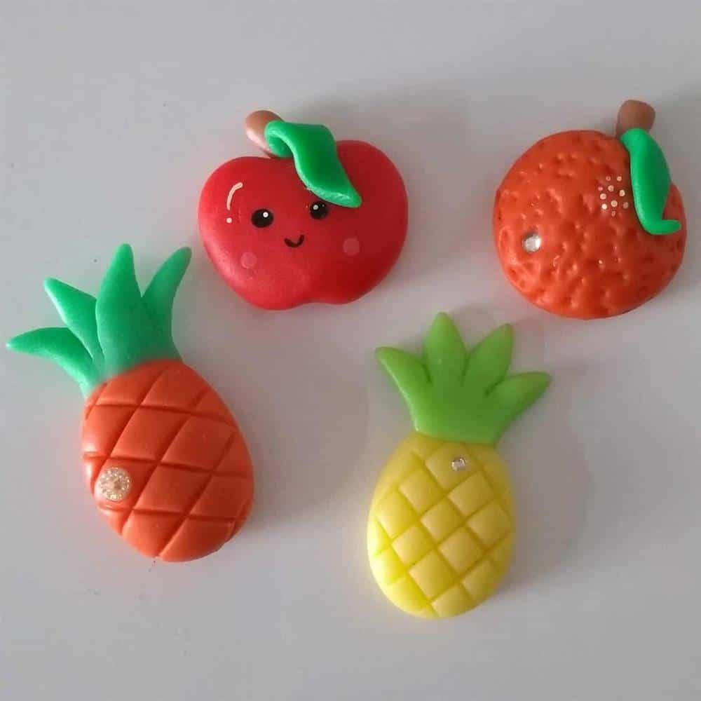 frutinhas para apliques