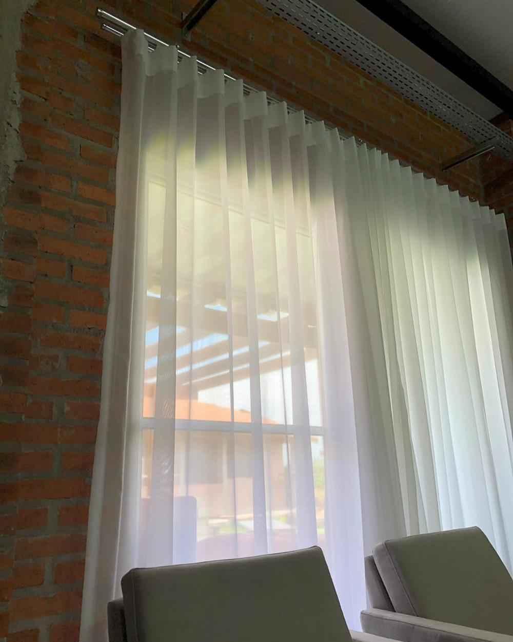 tecido para cortina da sala