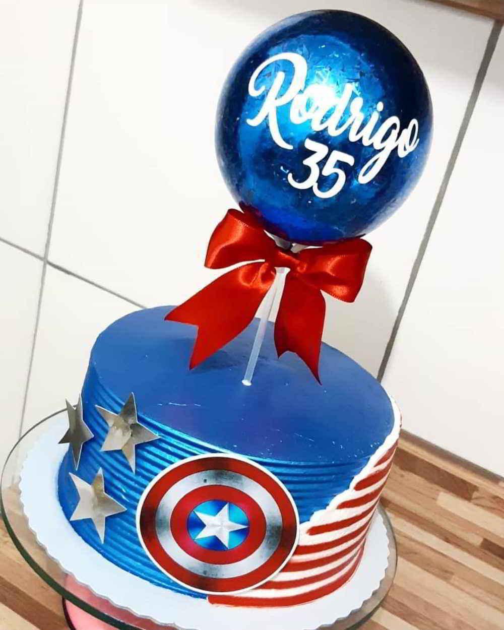 bolo capitão america