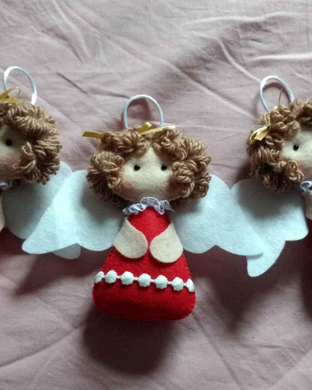 trio de anjnhos