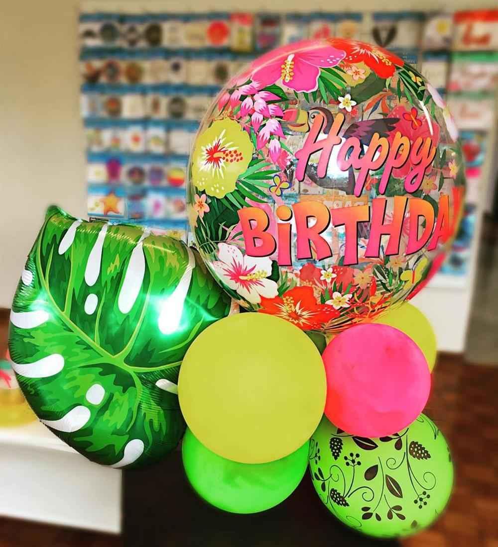 balões tropical