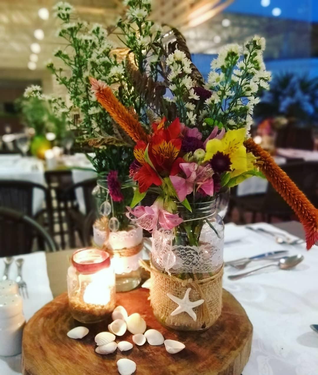 centro de mesa maritmo