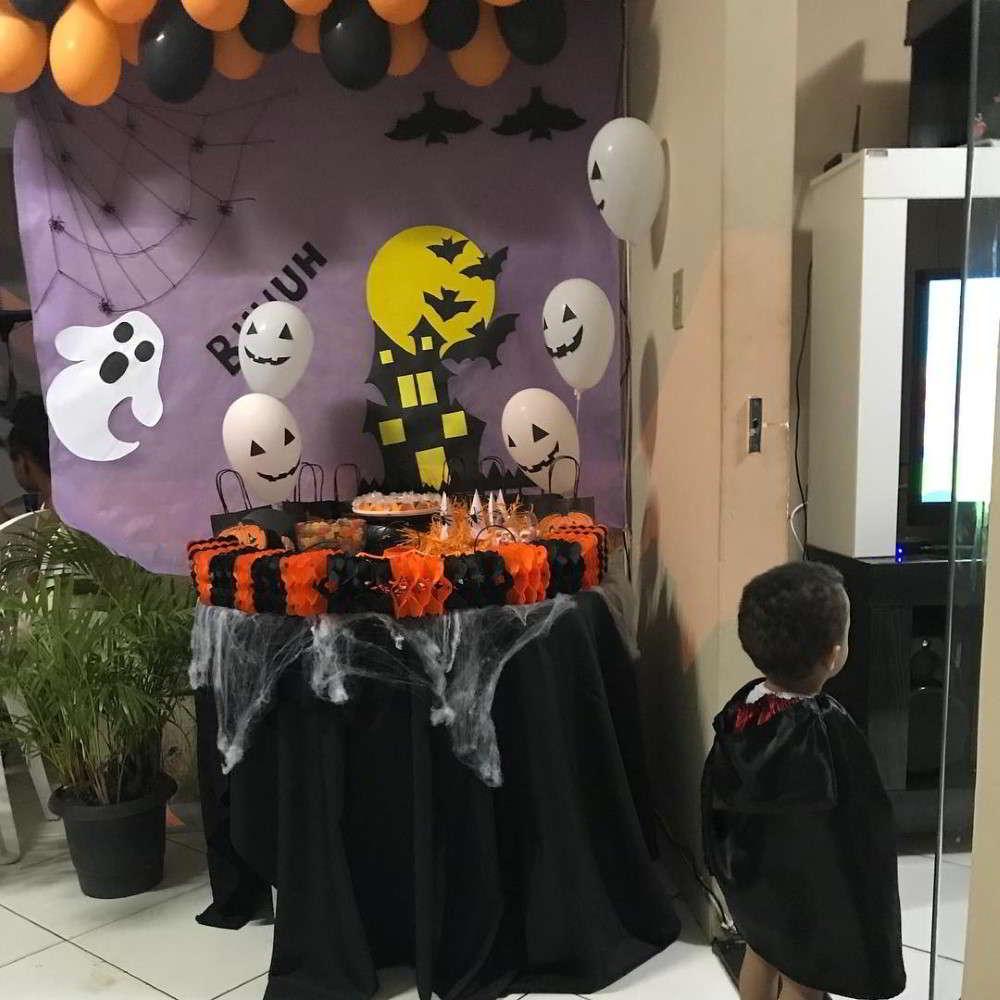 festa hallowen