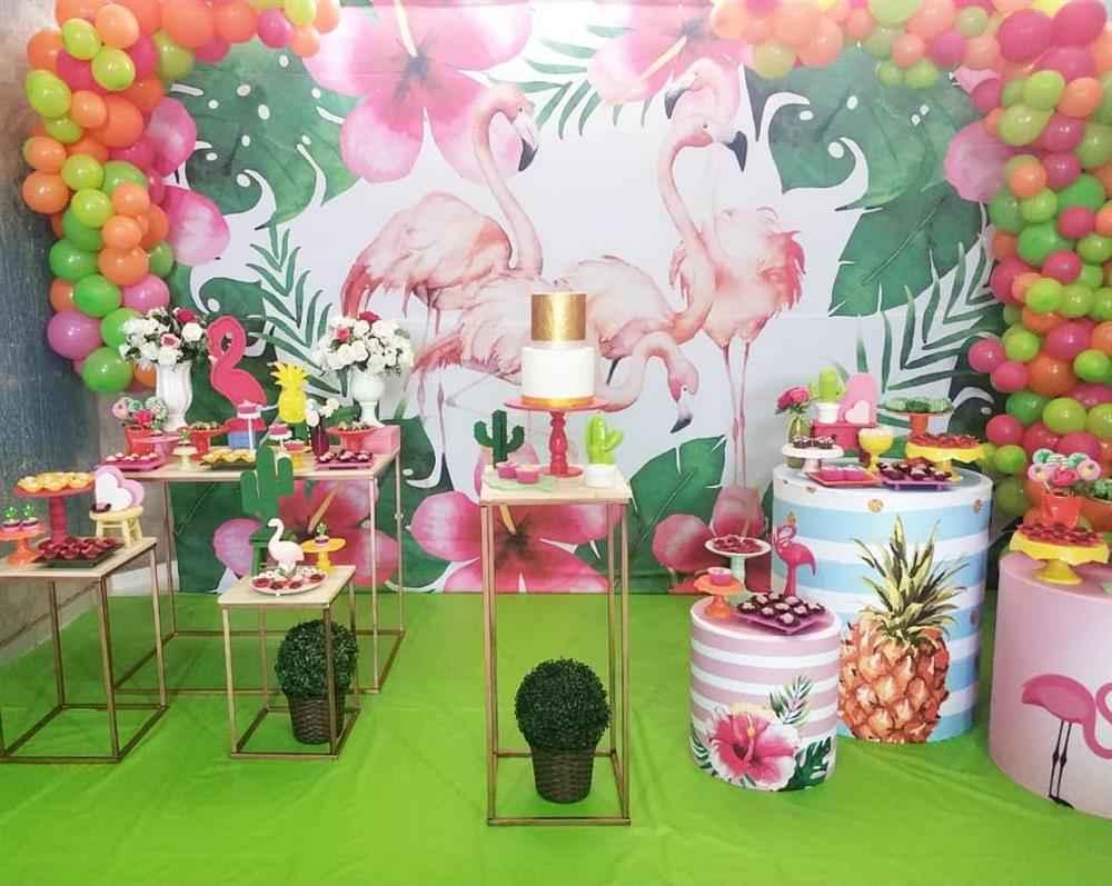 festa grande tropical