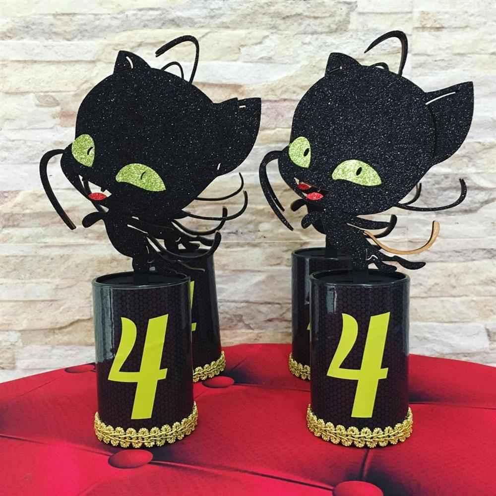 lembrancinha luxo cat noir