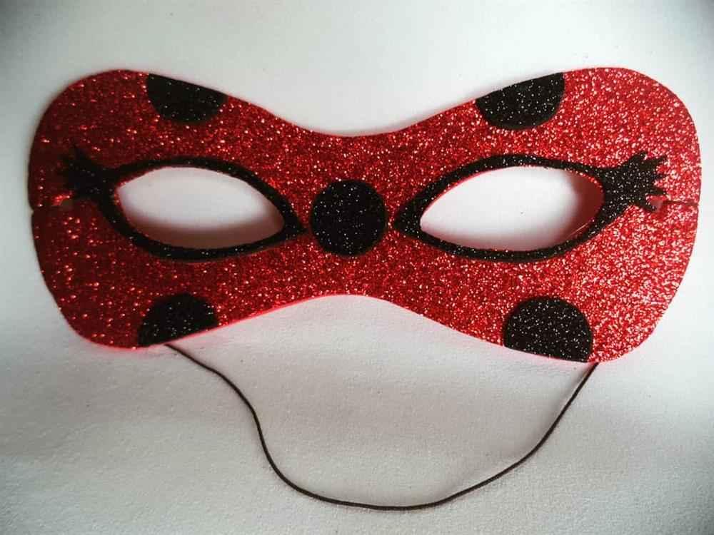 mascaras com glitter