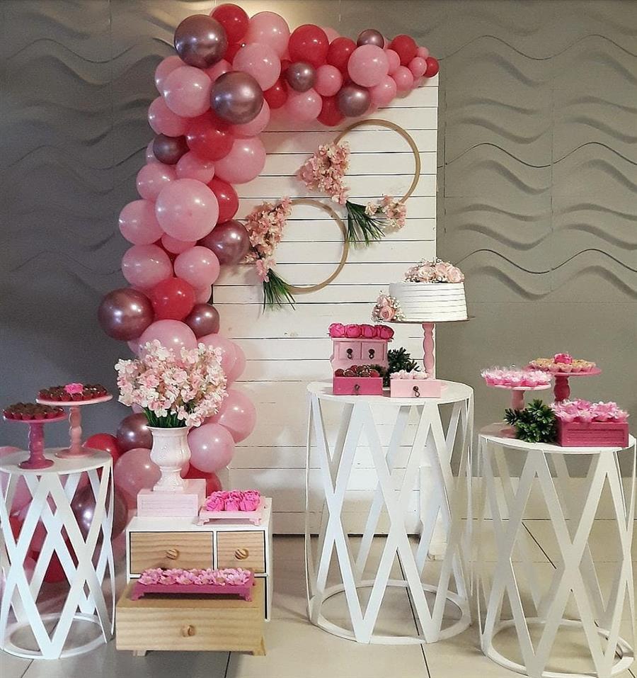 festa adulto rosa