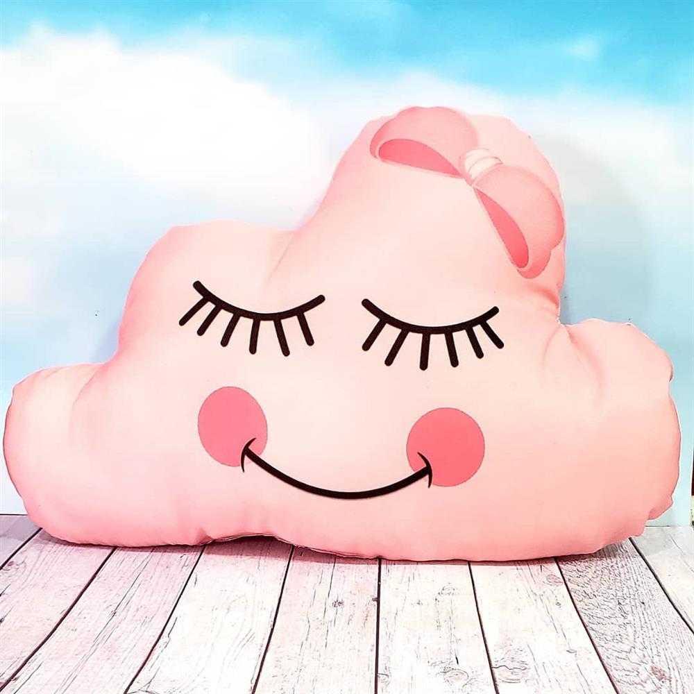 nuvem rosa