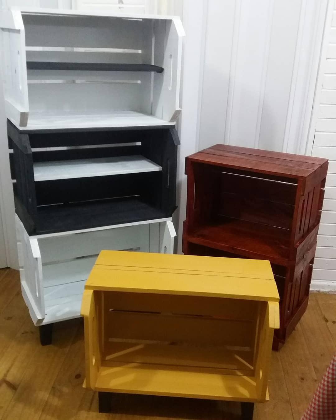 caixotes decorativos
