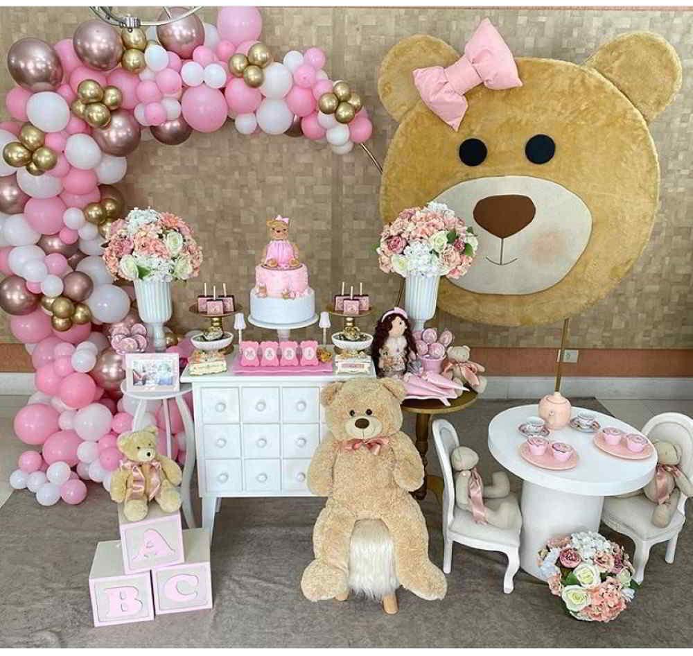 festa ursa rosa