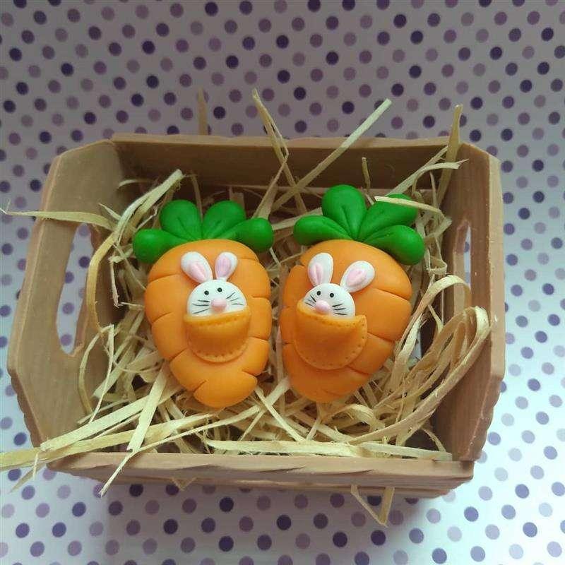 cenourinhas de biscuit