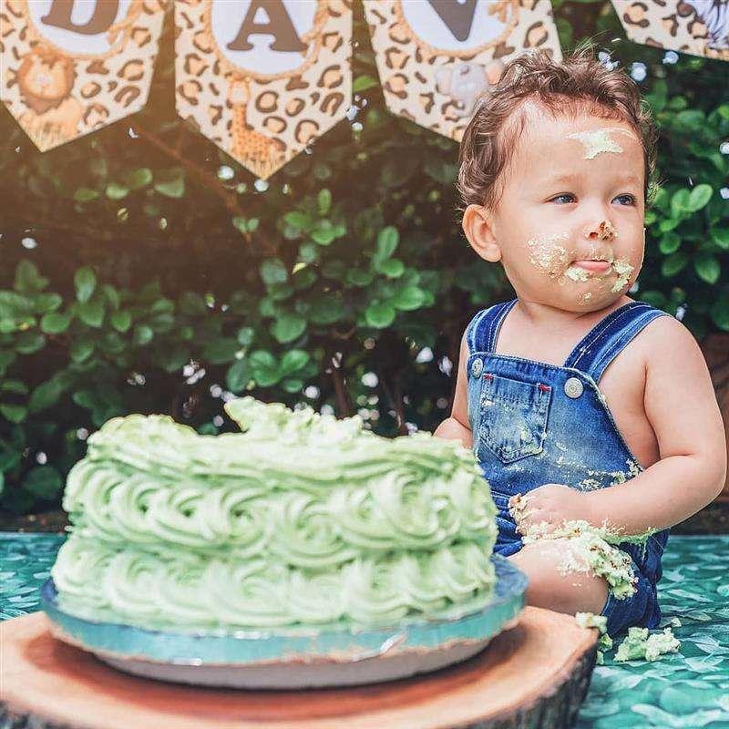 bolo pode ser feito de forma bem simples