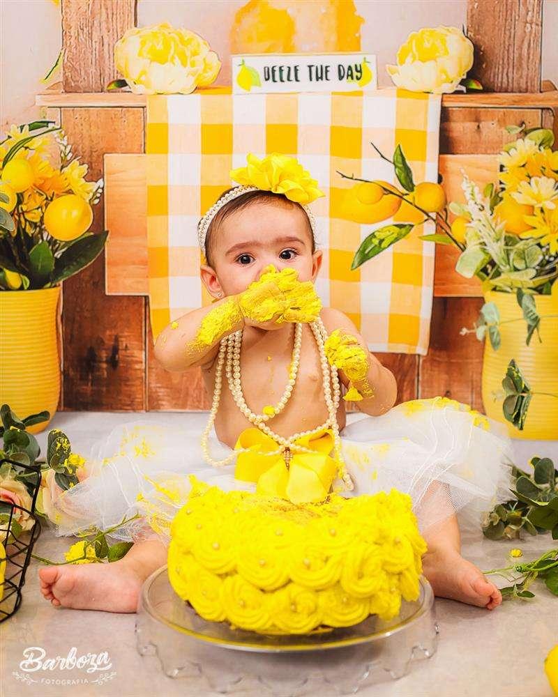 O amarelo deixa o ambiente bem vivo