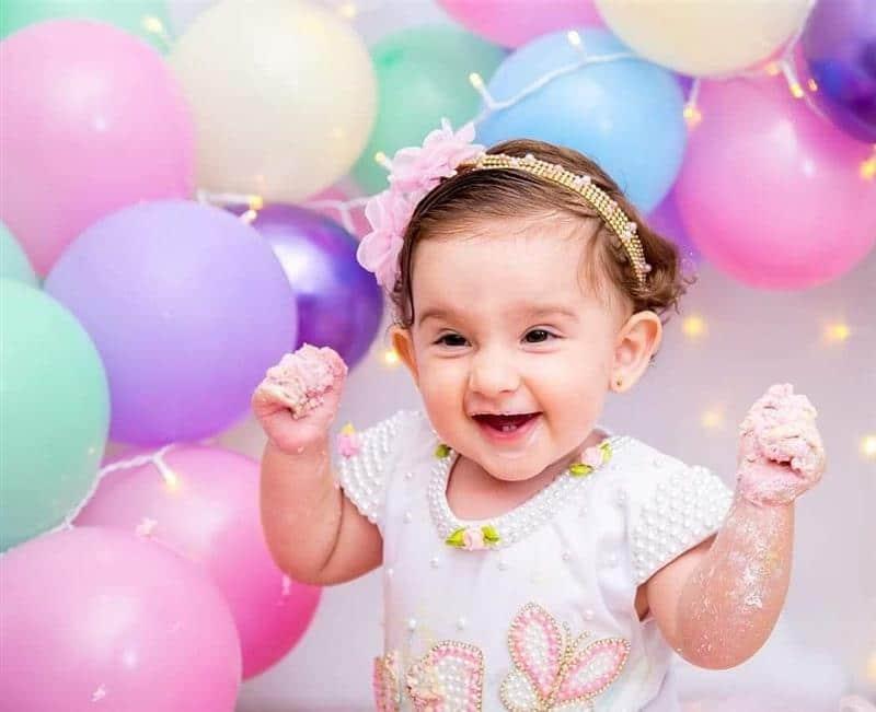A alegria das crianças faz com que o ensaio fique inesquecível