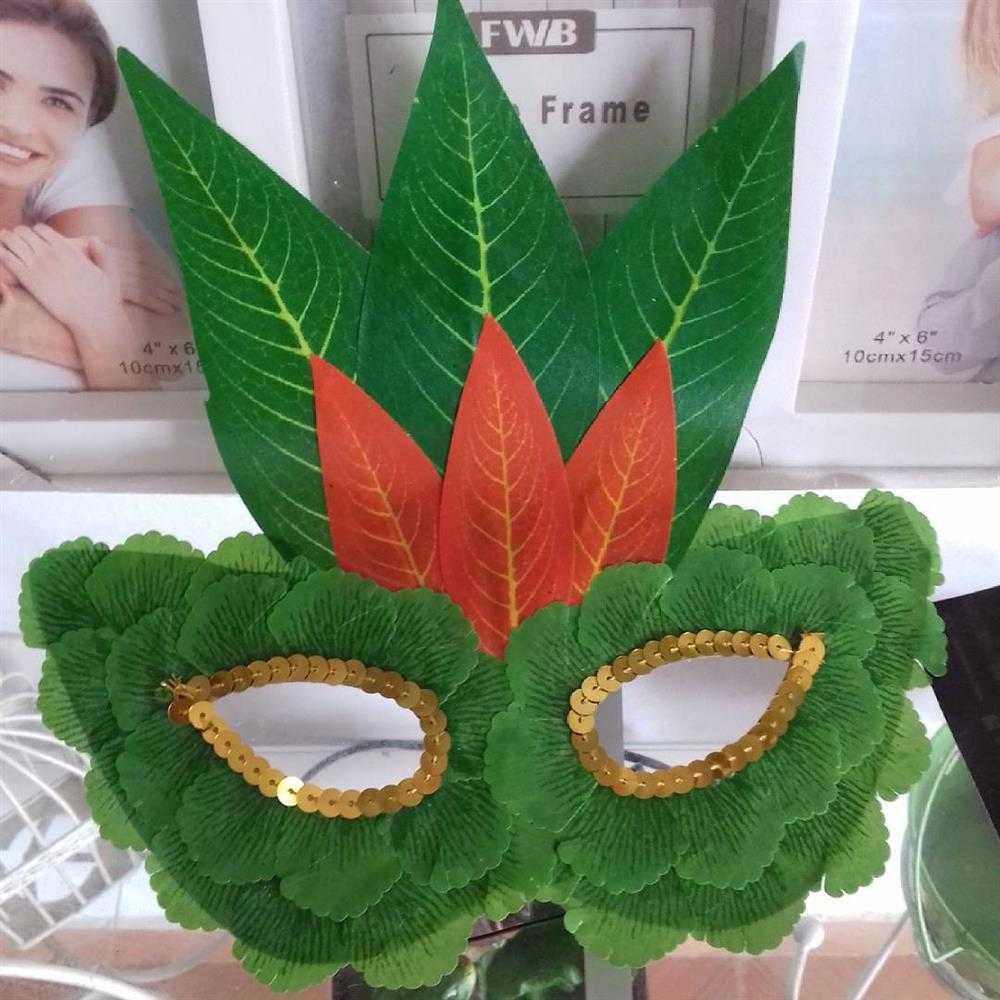 mascaras de tecido fino