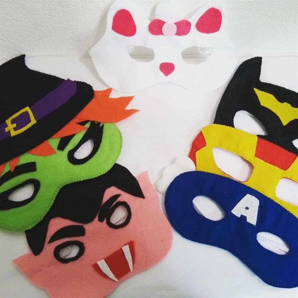 mascaras heróis para carnaval