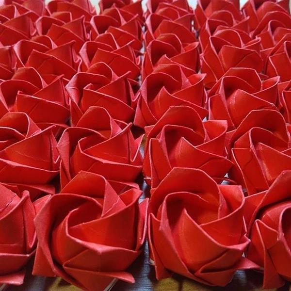 origami de papel