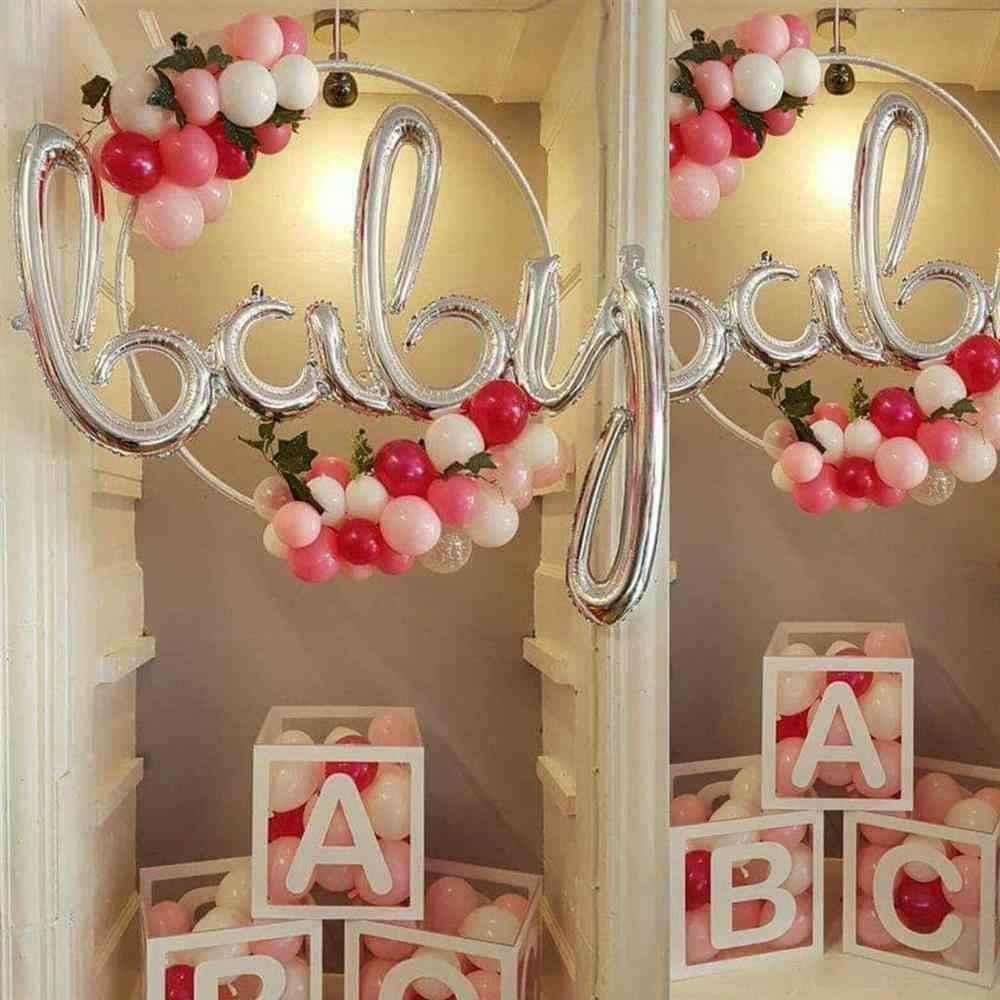 bambolê com balões