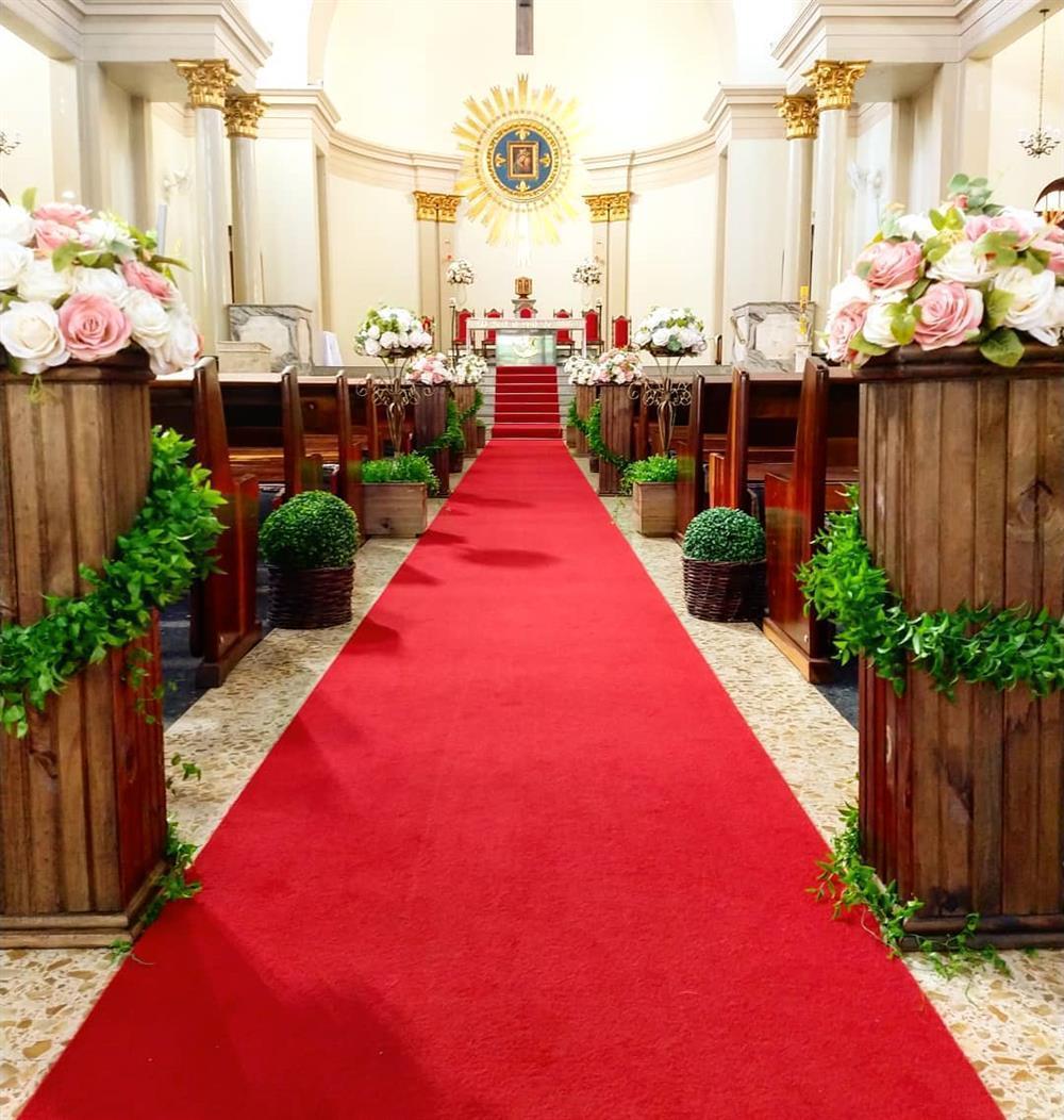 decoração para cerimonia de casamento