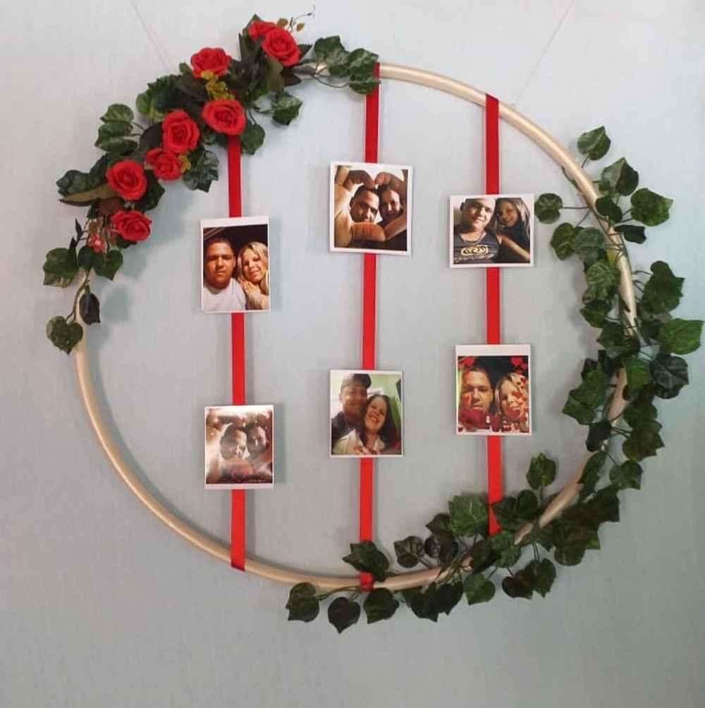 decoração para os dias dos namorados